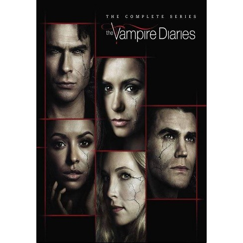 The Vampire Diaries: The Complete Series (DVD) - image 1 of 1