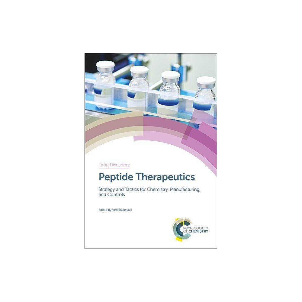 Peptide Therapeutics - (Drug Discovery) (Hardcover)