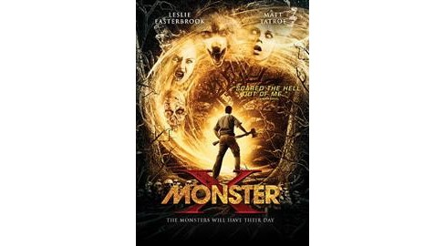 Monster X (DVD) - image 1 of 1