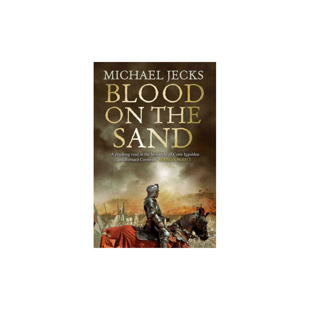 Blood on the Sand (Reprint) (Paperback) (Michael Jecks)