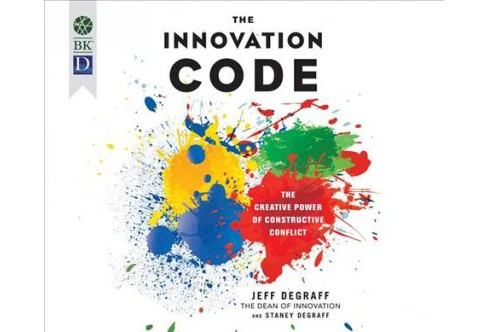 Innovation Code : The Creative Power of Constructive Conflict -  Unabridged (CD/Spoken Word) - image 1 of 1