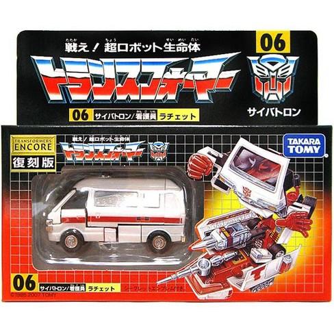 Transformers Generation 1 Encore Ratchet Action Figure #06 - image 1 of 1