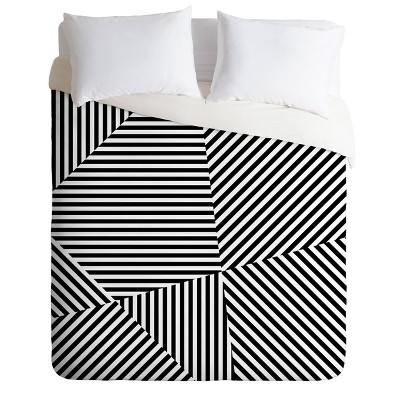 Three Of The Possessed Dazzle New York Comforter Set - Deny Designs
