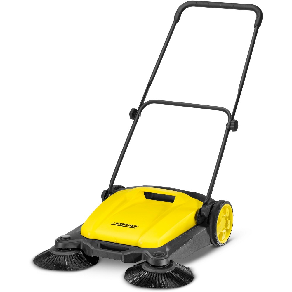 Image of Lawn Sweeper Yellow - Karcher