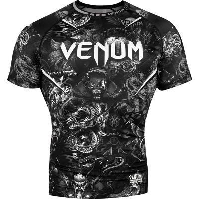Venum Art Short Sleeve Compression Rashguard