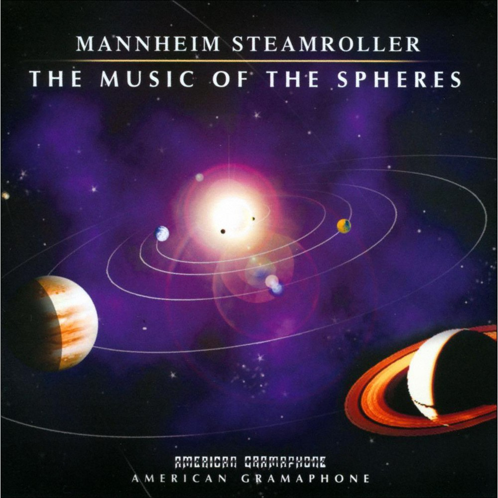 Mannheim Steamroller - Music Of The Spheres (CD)