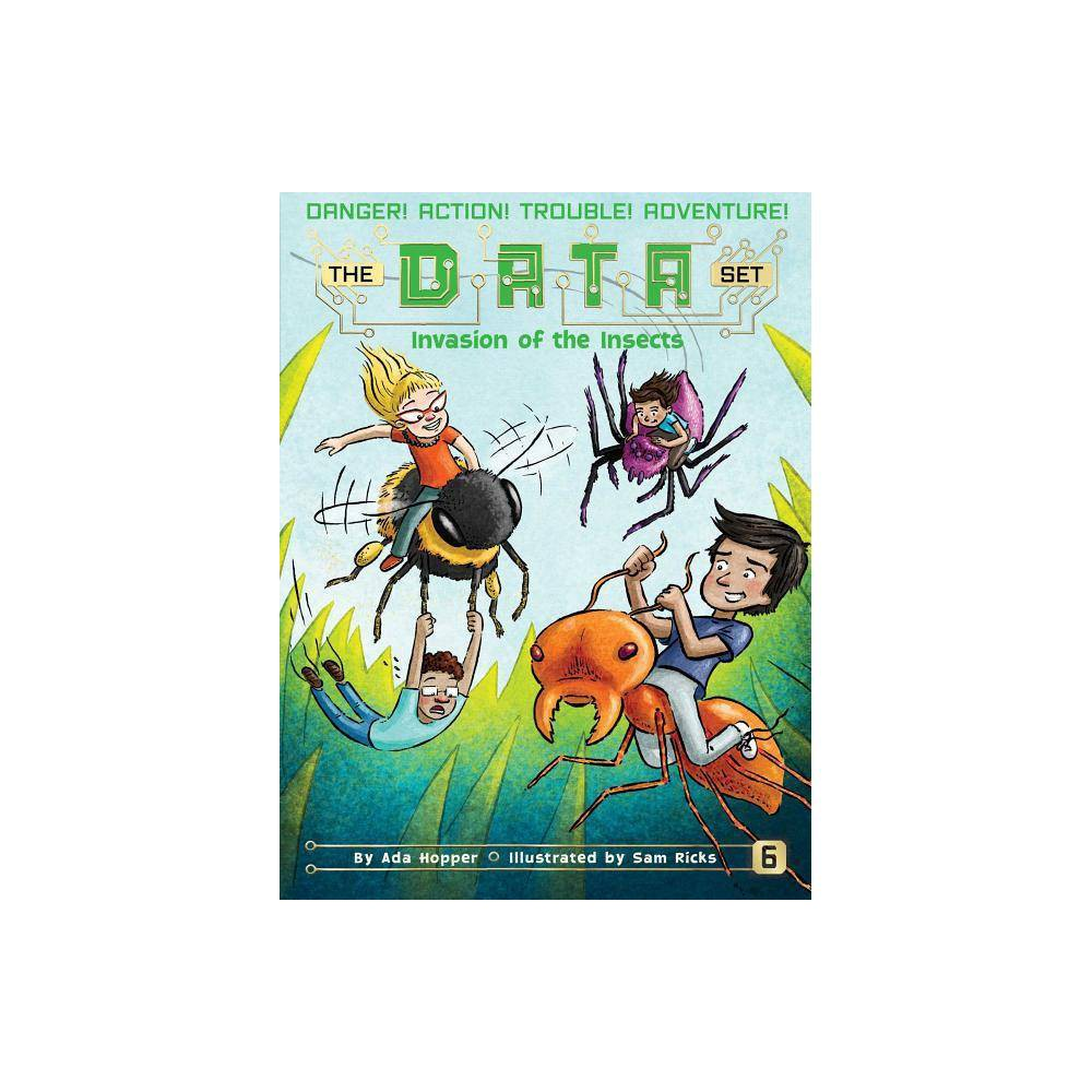 Invasion Of The Insects Volume 6 Data Set By Ada Hopper Hardcover