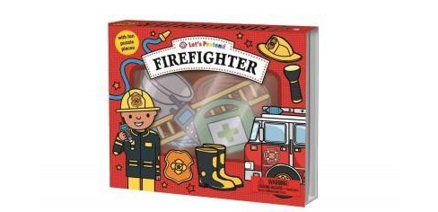 Firefighter (Hardcover) (Fiona Byrne & Robyn Newton & Amy Oliver) - image 1 of 1