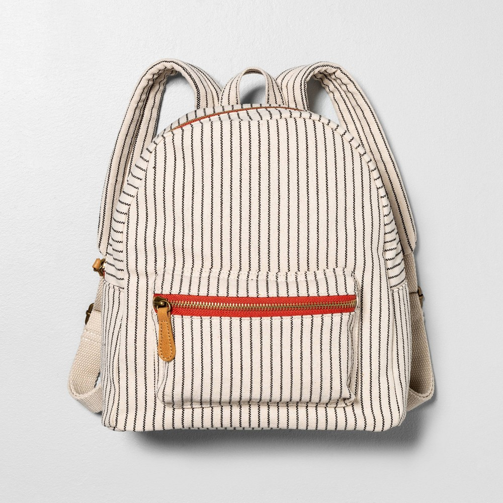 Image of Mini Backpack - Hearth & Hand with Magnolia, Beige