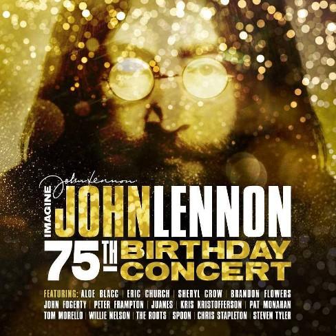 Various - Imagine: John Lennon 75th Birthday Concert (Vinyl) - image 1 of 1