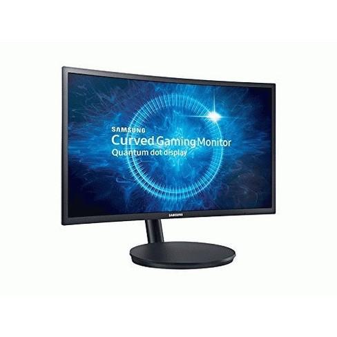 "Samsung CFG73 Series 27"" Curved Gaming Monitor  - Dark Blue Black - 1920x1080 Max Resolution - 1ms Refresh - 144Hz VA Screen - image 1 of 1"