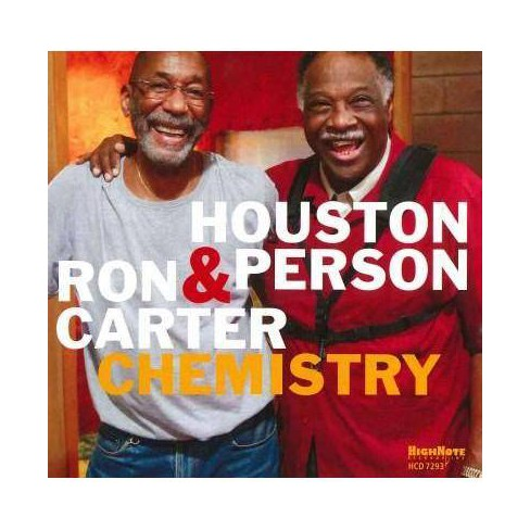 Ron Carter  &  Houston Person - Chemistry (CD) - image 1 of 1