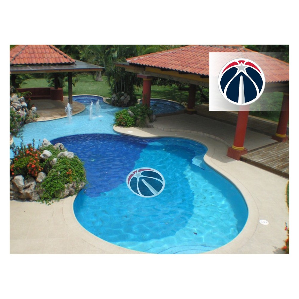 NBA Washington Wizards Large Pool Decal