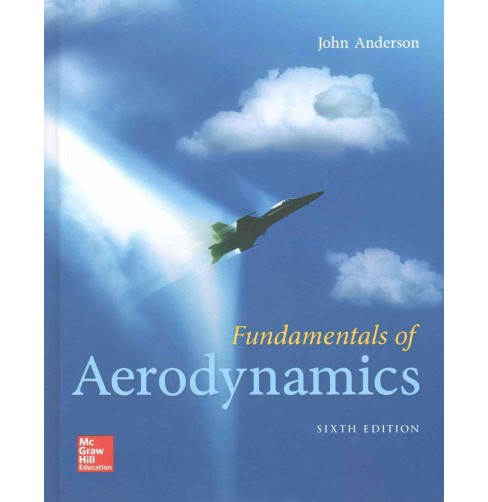 Fundamentals of Aerodynamics (Hardcover) (Jr. John D. Anderson) - image 1 of 1