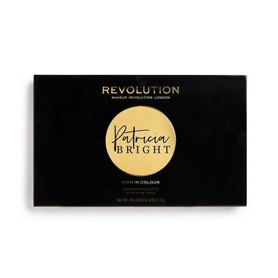 Makeup Revolution Patricia Rich in Color Pallete - 0.5oz