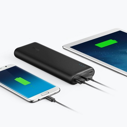 Anker PowerCore 20000mAh Quick Charge 3 0 Power Bank - Black