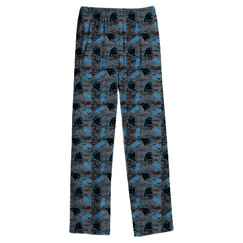 Carolina Panthers Boys' All over Print Pants - M - image 1 of 1