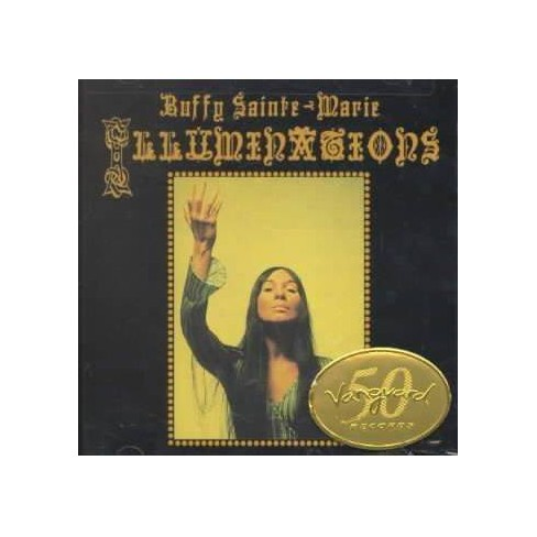 Buffy Sainte-Marie - Illuminations (CD) - image 1 of 1