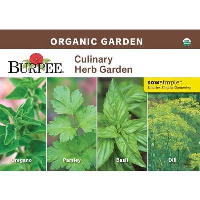 Burpee Culinary Herb Garden