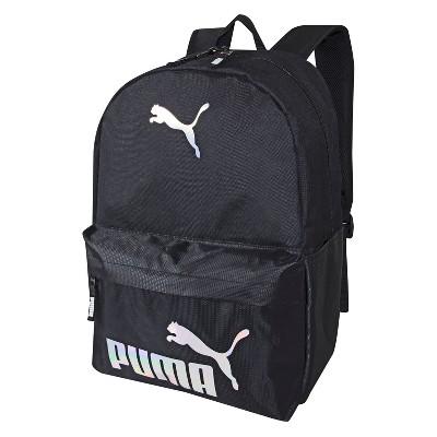 """Puma 18"""" Backpack   Black by Black"""
