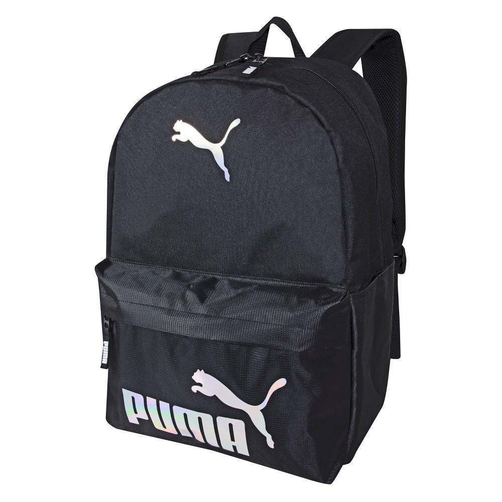 "Image of ""Puma 18.5"""" Backpack - Black"""