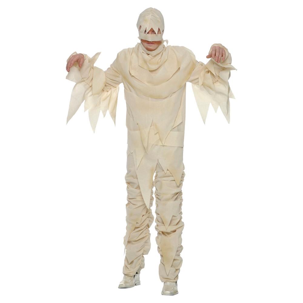 Adult Mummy Halloween Costume Xl