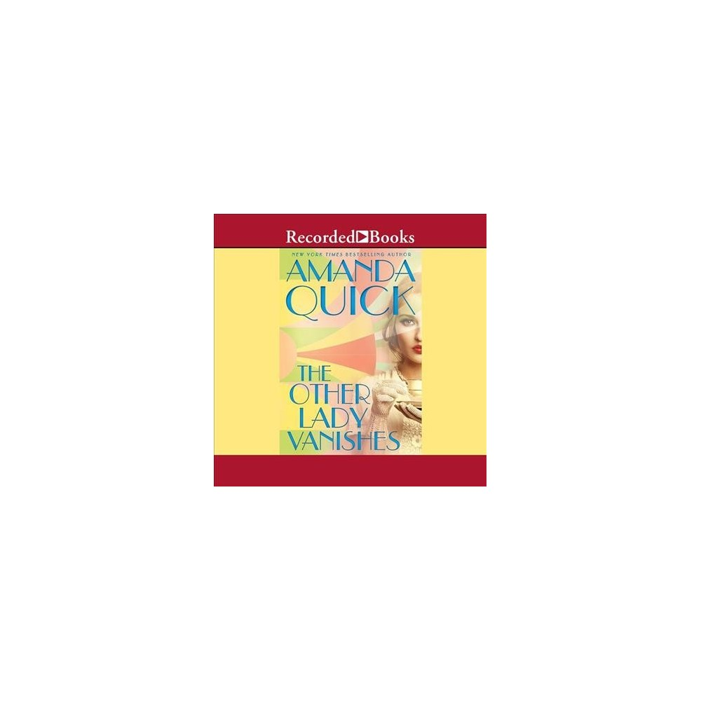 Other Lady Vanishes - Unabridged by Amanda Quick (CD/Spoken Word)