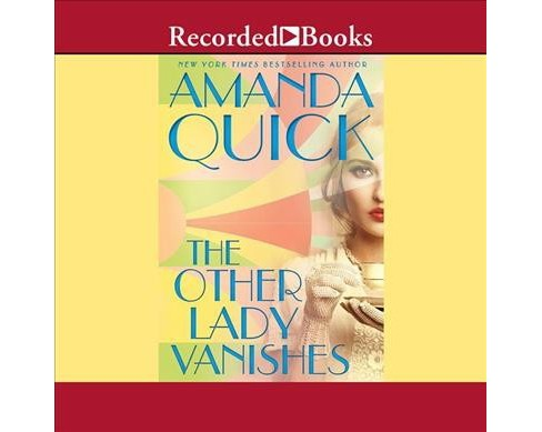 Other Lady Vanishes -  Unabridged by Amanda Quick (CD/Spoken Word) - image 1 of 1