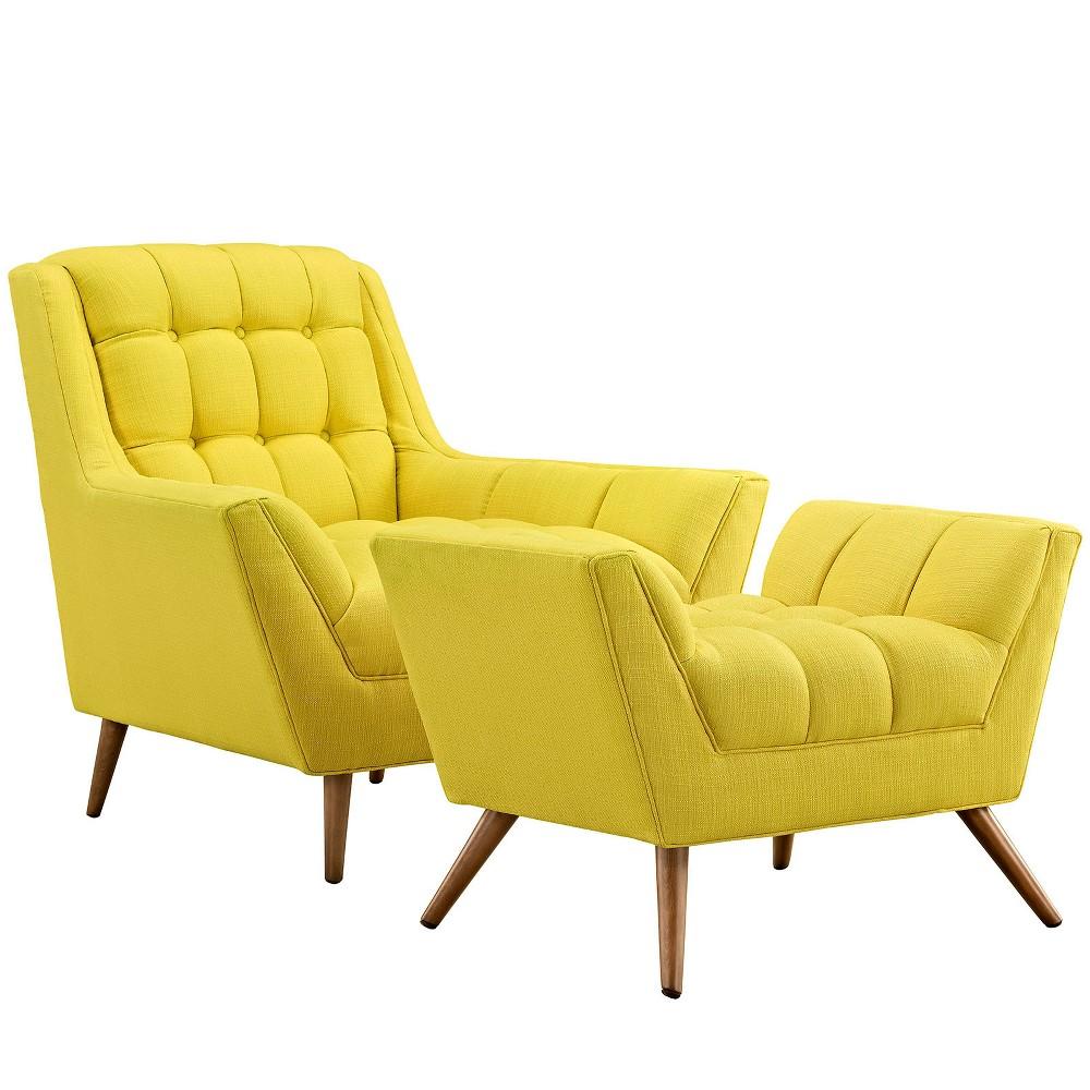 Response Living Room Set Set of 2 Sunny - Modway