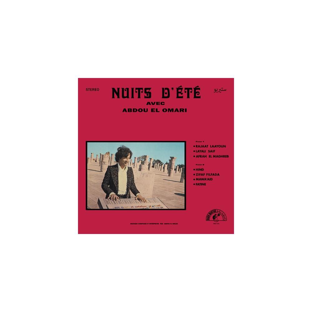 Abdou El Omari - Nuits D'ete (Vinyl)