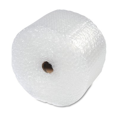 """Sealed Air Bubble Wrap Cushioning Material 5/16"""" Thick 12"""" x 100 ft. 91145"""