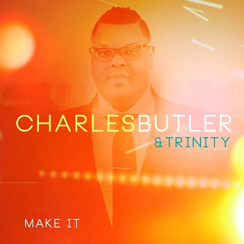 Charles butler - Make it (CD) - image 1 of 1