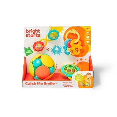 Oball Catch Me Smile Teethers Gift Set - 4pc