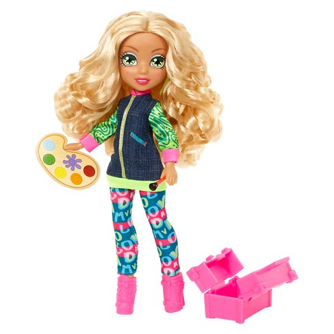 Vi and Va - Felicia Doll - image 1 of 3