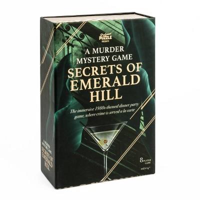 Secrets of Emerald Hill Game
