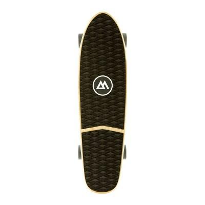 "Magneto Boards 27.5"" Barefoot Cruiser Skateboard"