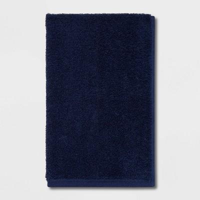 Everyday Hand Towel Navy - Room Essentials™