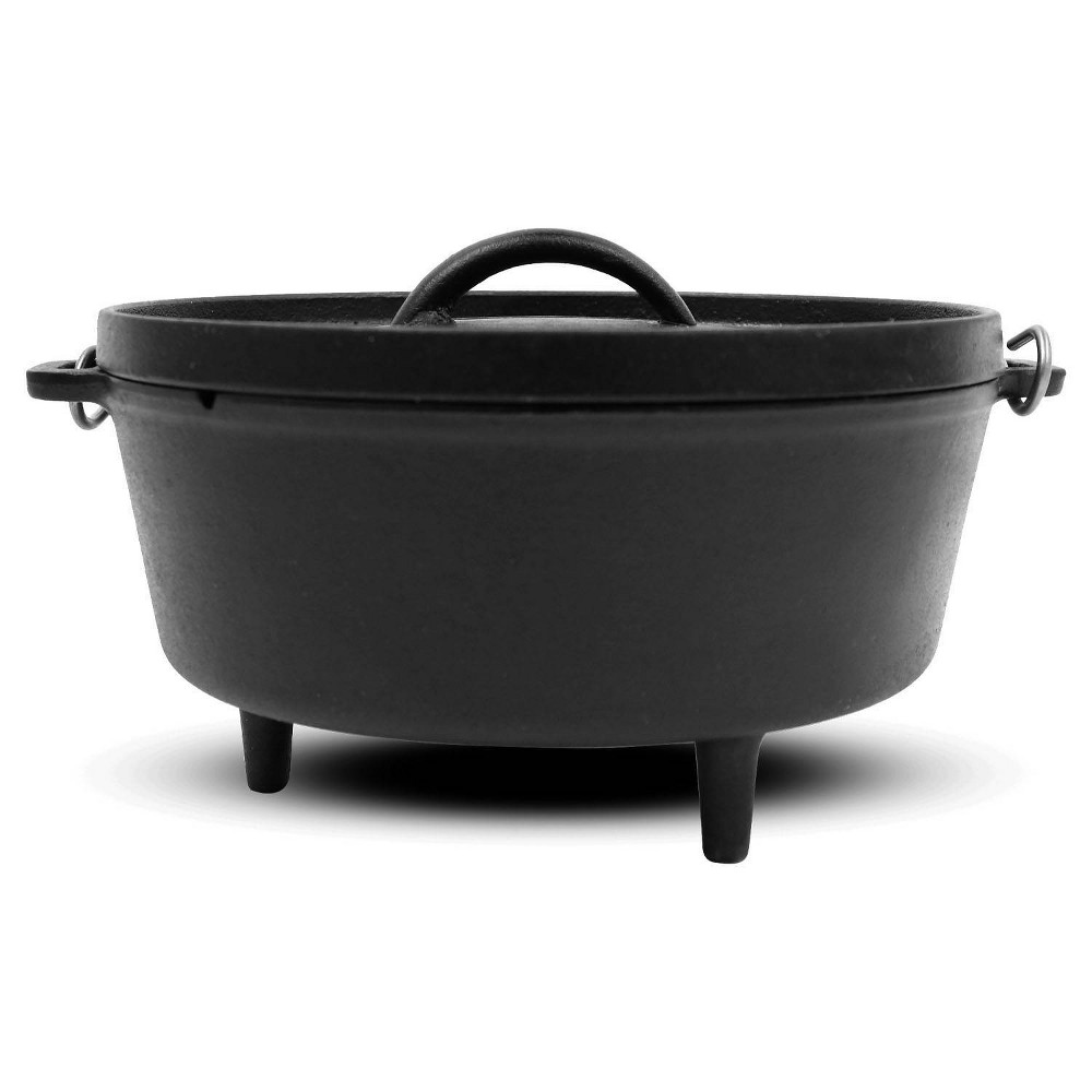 "Image of ""12"""" Cast Iron Dutch Oven - Pit Boss"""