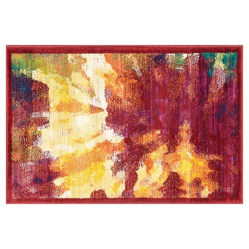Loloi Lyon Accent Rug - Red (2'X3') - image 1 of 3