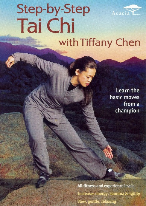 Step by step tai chi with tiffany che (DVD) - image 1 of 1