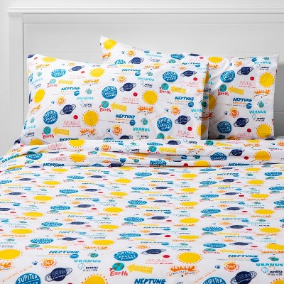 Planets Sheet Set - Pillowfort™