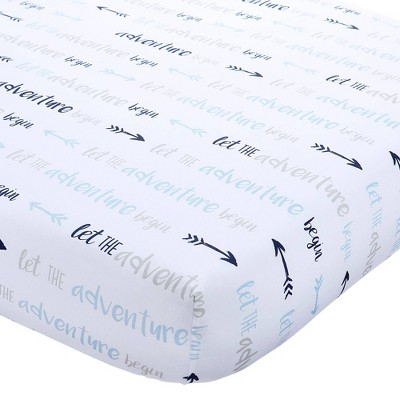 Wendy Bellissimo Adventure Crib Sheet