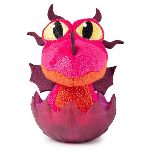 Styles Vary Dreamworks Dragons Plush Dragon Egg