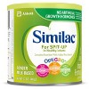 Similac for Spit Up Infant Formula with Iron Powder - 12oz - image 3 of 4
