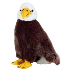 Lelly National Geographic Eagle Plush Doll