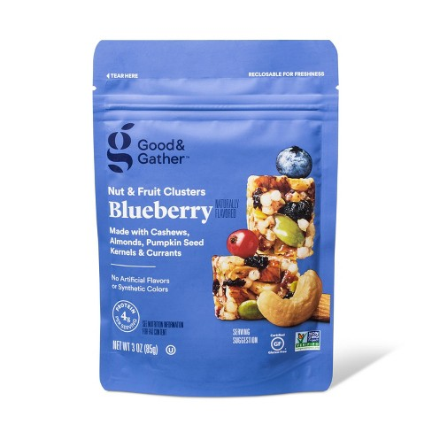 Blueberry Nut Clusters -  3oz - Good & Gather™ - image 1 of 3
