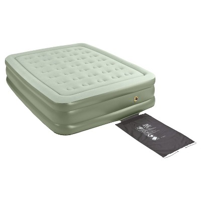 Coleman® SupportRest™ Double High Airbed – Green (Queen)