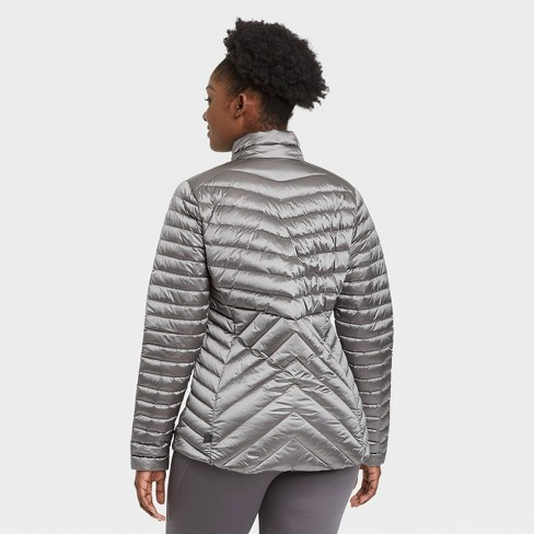 Women's Packable Down Puffer Jacket - All in Motion™ - image 1 of 4