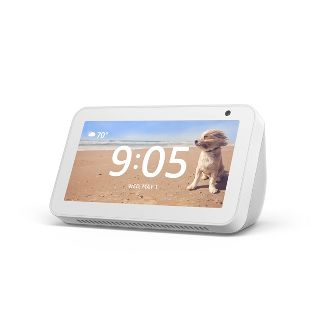 Amazon Echo Show 5 Smart Display with Alexa - Sandstone