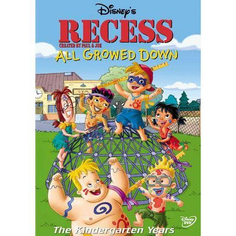 Recess: All Growed Down (DVD) - image 1 of 1
